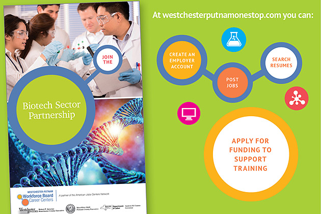 Biotech firms invited to join the Workforce Development Board sector partnership